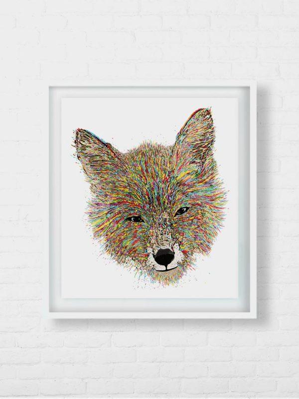 Atty Hamish the Fox