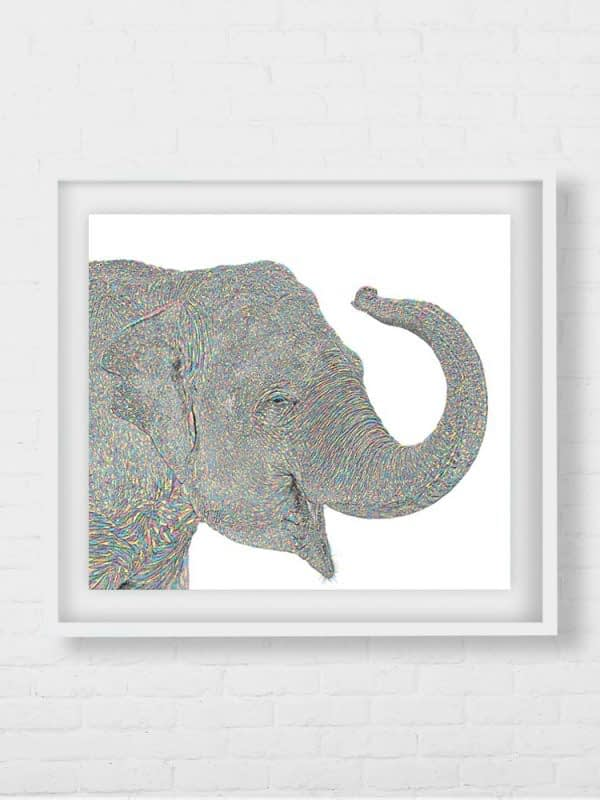 Elephant Artwork