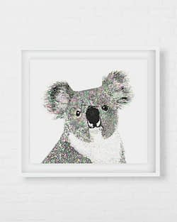 Koala Unique Art
